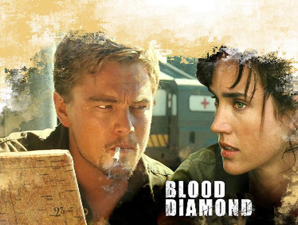 Blood Diamond, Chalced...